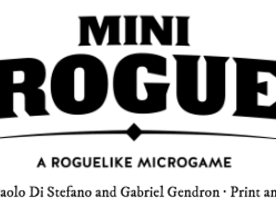 ミニ・ローグの画像