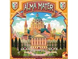 アルマ・マータの画像