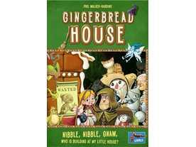 ジンジャーブレッドハウス(Gingerbread House)