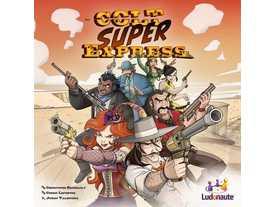 コルト・スーパー・エクスプレス(Colt Super Express)