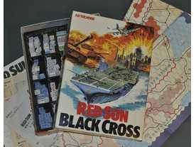 レッドサン・ブラッククロス(Red sun black cross)
