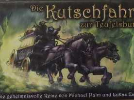 悪魔城への馬車の画像
