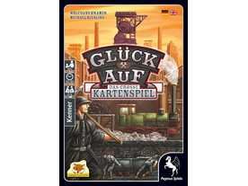 炭鉱讃歌:カードゲーム(Coal Baron: The Great Card Game)