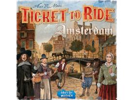 チケット・トゥ・ライド:アムステルダムの画像