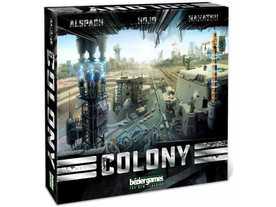 コロニー(Colony)