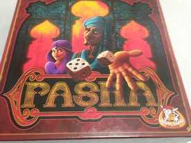 パシャ:ダイスゲーム(Pasha)