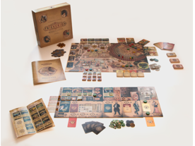 トリケーリオン(Trickerion: Legends of Illusion)