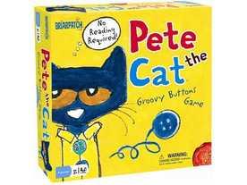 ピート・ザ・キャット:グルーヴィ・ボタン・ゲームの画像