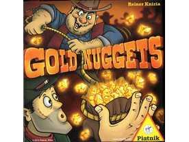 ゴールドナゲッツの画像