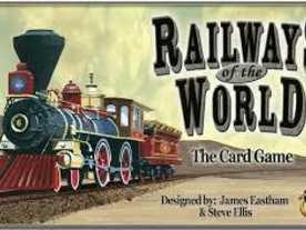世界の鉄道:カードゲームの画像