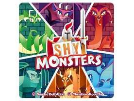 シャイモンスターズ(Shy Monsters)