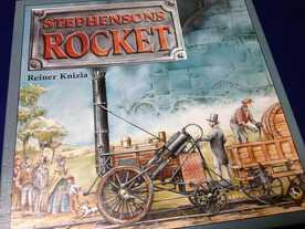 スティーブンスン・ロケット(Stephenson's Rocket)