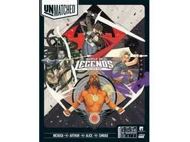 アンマッチド:バトル・オブ・レジェンド:ボリュームワン(Unmatched: Battle of Legends, Volume One)