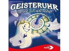おばけの時計(Geisteruhr)