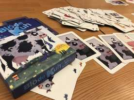 おろかな牛の画像