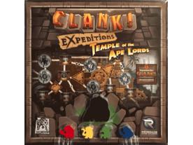 クランク!エキスパンション:テンプル・オブ・ザ・アぺ・ロードス(Clank! Expeditions: Temple of the Ape Lords)