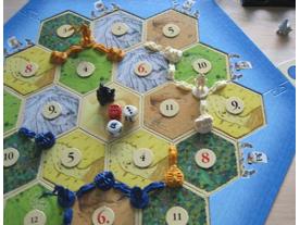 カタン: 都市と騎士(拡張)の画像