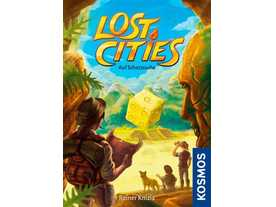 ロストシティ:トレジャーハント(Lost Cities: Auf Schatzsuche)