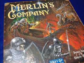 キャメロットを覆う影:マーリンの騎士団の画像