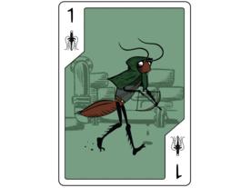 庭国の虫会議 (ていこくの虫会議)の画像