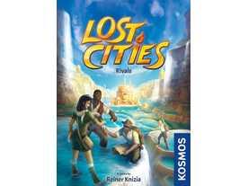 ロストシティ:ライバルズ(Lost Cities: Rivals)