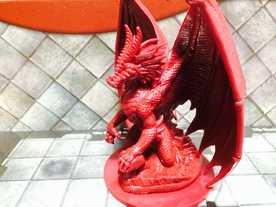ダンジョンズ&ドラゴンズ:ラス・オブ・アシャーダロン・ボードゲームの画像