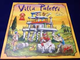 ヴィラ・パレッティ(Villa Paletti)