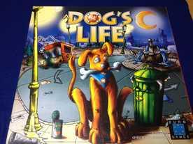犬の生活の画像