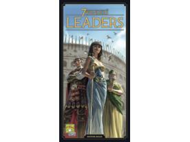 世界の七不思議:指導者たち(第二版)