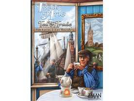 アルルの丘:紅茶と貿易(Fields of Arle: Tea & Trade)