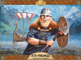 878:バイキングーイングランドの侵略の画像