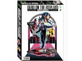 東京サイドキック 拡張セット第一弾 デッドオンジアサイラム(Tokyo Sidekick Dead on the Asylum)