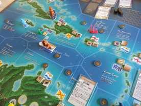 海賊と商人の画像