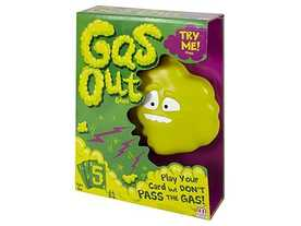 ガスアウト(Gas Out)