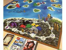 カルタヘナ3:黄金島の画像