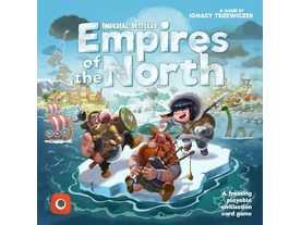 エンパイア・オブ・ザ・ノース ~北方の開拓者たち~(Imperial Settlers: Empires of the North)