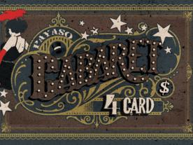 キャバレーフォーカード(Cabaret 4 Card)