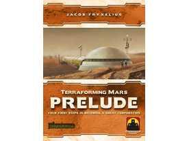 テラフォーミングマーズ:プレリュード(拡張)(Terraforming Mars: Prelude)