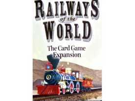 世界の鉄道:カードゲーム 拡張の画像