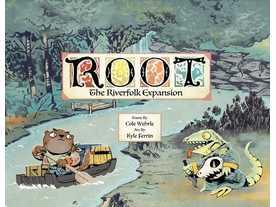 ルート:さざめく河のけだもの軍記(拡張)(Root: Riverfolk Expansion)