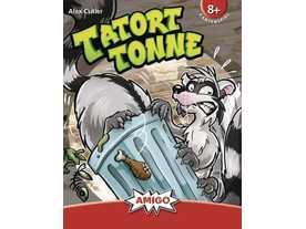 街のアライグマ(Tatort Tonne)