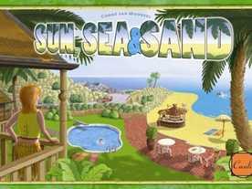 太陽、海、そして砂(Sun, Sea & Sand)