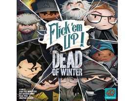 フリッケム・アップ:デッド・オブ・ウィンター(Flick 'em Up!: Dead of Winter)