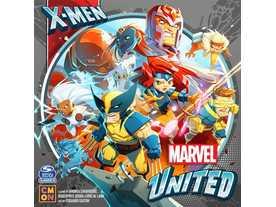 マーベル・ユナイテッドX-men(Marvel United: X-Men)