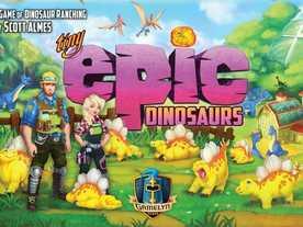 タイニー・エピック・ダイナソーズ(Tiny Epic Dinosaurs)