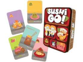 スシゴー(Sushi Go!)