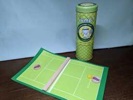 ジャンプ!テニスの画像