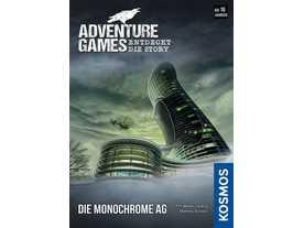 アドベンチャーゲーム:モノクロームインク(Adventure Games: Monochrome Inc.)
