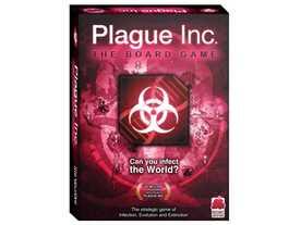 プレイグインク / 伝染病株式会社(Plague Inc: The Board Game)