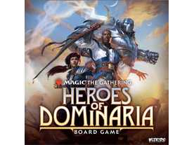 ヒーローズ・オブ・ドミナリア(Magic: The Gathering – Heroes of Dominaria Board Game)